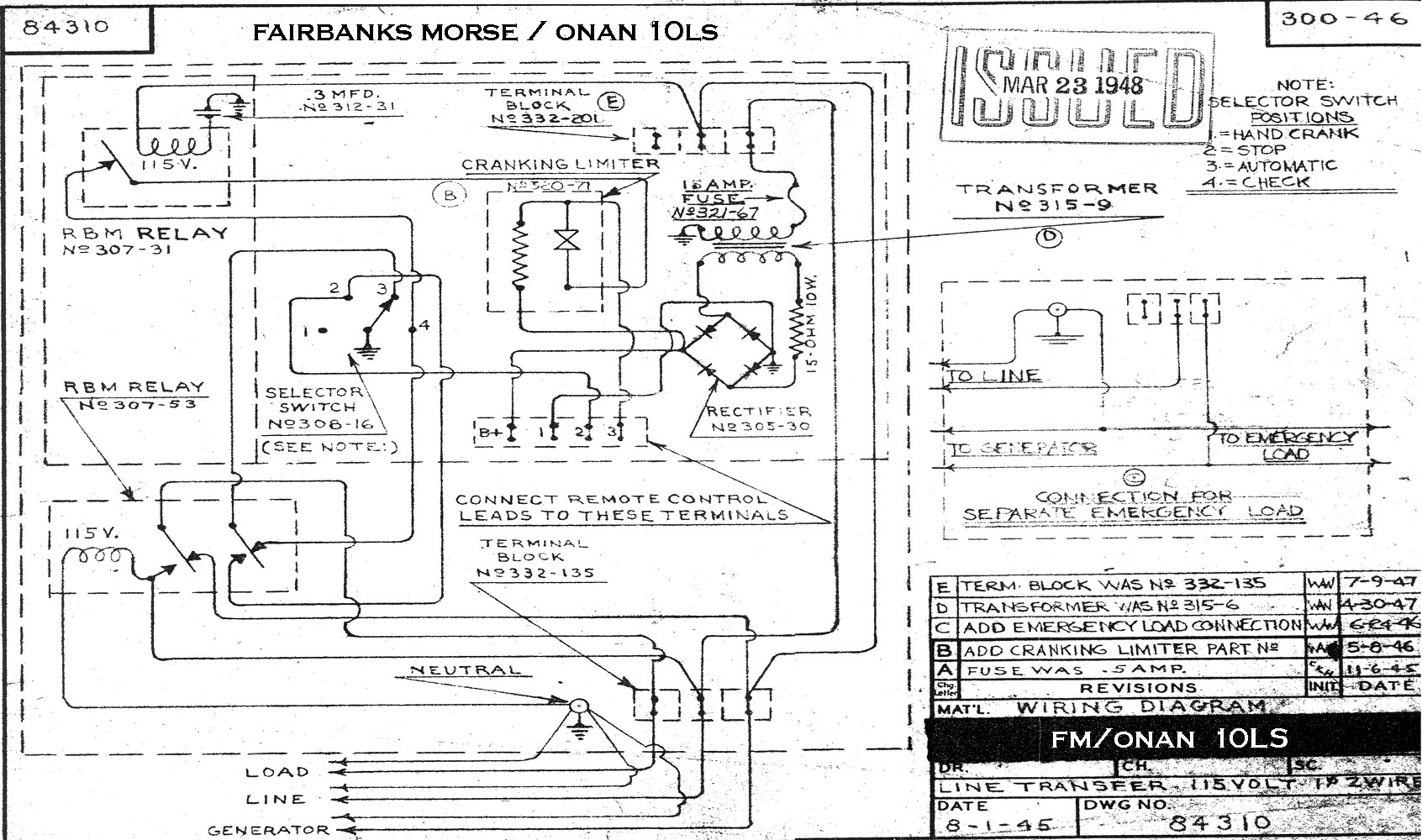 10LS wiring dia 1692_full fairbanks morse 1 kw light plant manual onan generator emerald 1 wiring diagram at love-stories.co